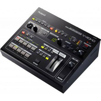 Roland video V40 HD switcher