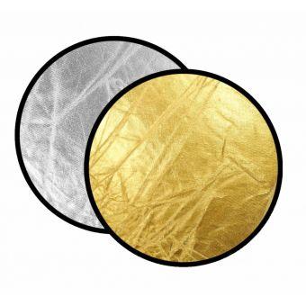 Reflectie schermen Goud wit zilver