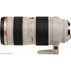 Canon Zoom lens 70 - 200 F 2.8 EF L