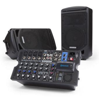 Audio presentatieset XL