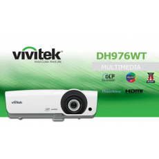 Projector/beamer Vivitek DH976WT DLP 4800 ansilumen