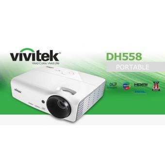 Projector/beamer Vivitek DH558 DLP 3000 ansilumen