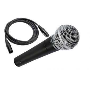 SHURE SM58 Microfoon